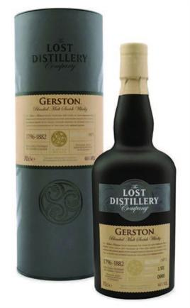 Lost Distillery Scotch Gerston